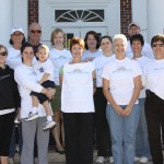The 2011 Wound Care Clinic Walk for Diabetes Team